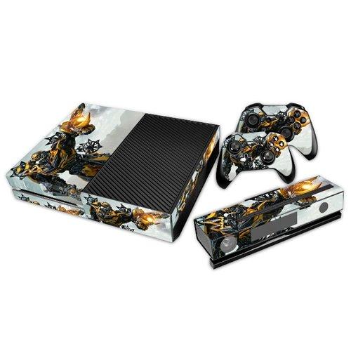 Skin für Xbox One KINECT und Controller, Motiv: Hummel
