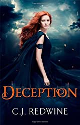 By C.J. Redwine - Deception: Number 2 in series (Courier's Daughter Trilogy)