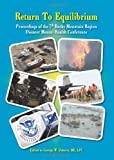 Return to Equilibrium: The Proceedings of the 7th Rocky Mountain Region Disaster Mental Health Conference