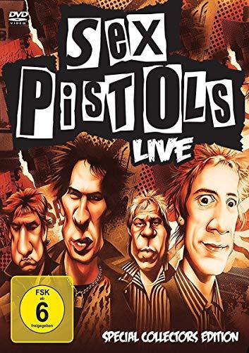 Sex Pistols - Live - Special Collectors Edition (Sex Pistols-film)