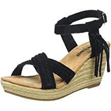 Minnetonka, 71328 NAOMI, Femme, nu-pied noir