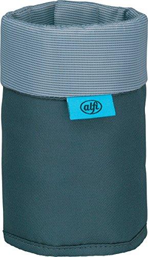alfi 0007.020.814 Flaschen-Kühlmanschette isoWrap, Polyester Space Grey