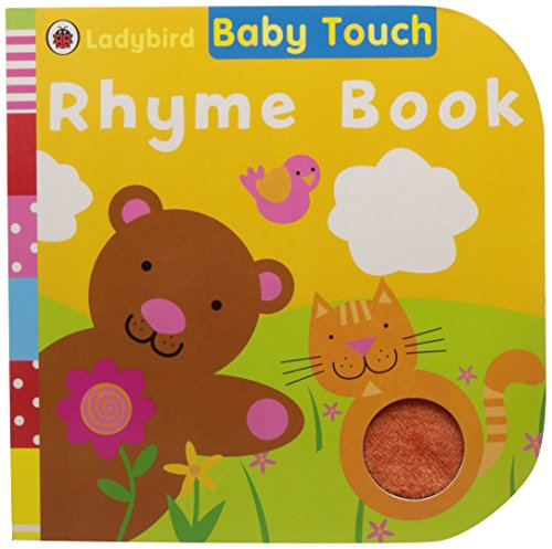 Baby Touch: Rhyme Book por Ladybird