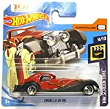 Hot Wheels FJW04 - Cruella de Vil 101 Dalmatiner (HW Screen Time 9/10)