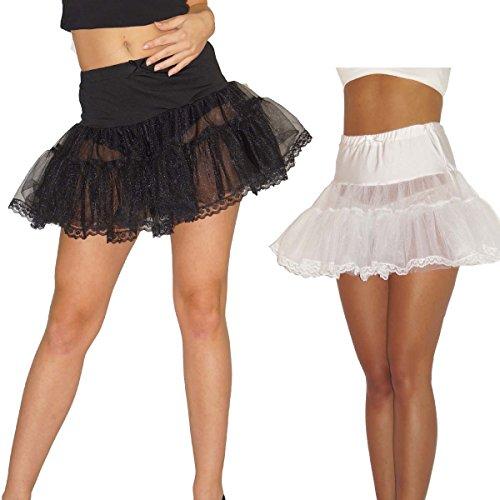 Englische Garde Kostüm Damen - Maylynn 13708 - Unterrock Tütü Tüllrock,