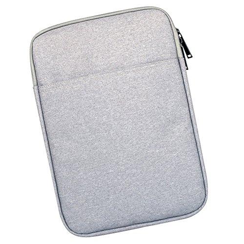 Anti-Shock Hülle (geeignet für Tablets (7.9 Zoll) wie Apple iPad Mini/Kindle Fire/Nexus 7),Grau