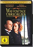 Was vom Tage übrigblieb - Special Edition [Special Edition] - Mit Sir Anthony Hopkins, Emma Thompson, James Fox, Christopher Reeve, Peter Vaughan