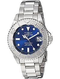 Invicta 24632 Pro Diver Reloj para Mujer acero inoxidable Cuarzo Esfera azul 6f150119cfea
