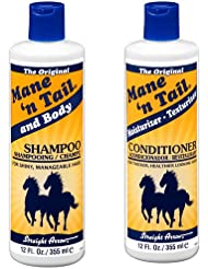 Mane 'n Tail Shampoo und Conditioner