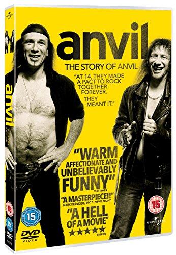 Anvil! The Story Of Anvil [Edizione: Regno Unito] [Reino Unido] [DVD]