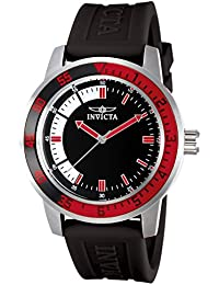 Invicta Specialty Analog Black Dial Men's Watch - 12845