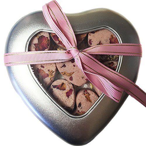 natures-soap-8-x-20g-bath-truffle-tin-of-love-mothers-day-gift-set-easter-birthday-gift-bath-truffle