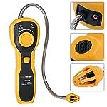 Elikliv PEAKMETER MS6310 High Sensitivity Portable Sound Light Alarm Sensor Flammable Combustible Gas Leak Detector 50 ppm by China OEM