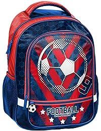 Preisvergleich für Paso Rucksack Fußball Schulrucksack Fussball 18-260FL Football