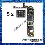 5x iPhone 6/6+/6PLUS Hintergrundbeleuchtung IC Chip–für–DIM/Dark Bildschirm Reparatur