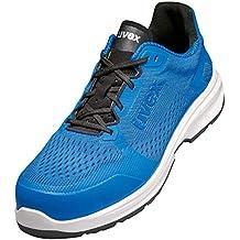 Uvex 1 Sport Zapato de Seguridad Diseño Deportivo - S1 ESD SRC - Zapatos de Trabajo