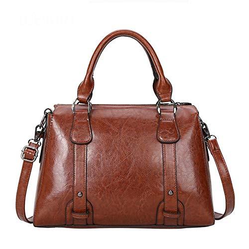 e89ad47e14011 Wymw Pu Leather Ladies Shoulder Bag Women Bags Totes Crossbody Handbags  Shopping Bags