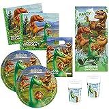 Der Gute Dinosaurier Arlo & Spot Kinder Party Deko Kindergeburtstag Partyset