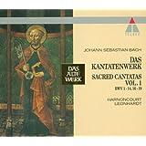 Bach, JS : Sacred Cantatas Vol.1 : BWV1-14, 16-19