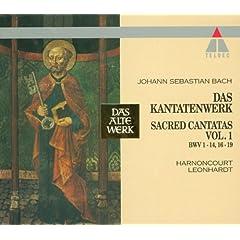 """Cantata No.5 Wo soll ich fliehen hin BWV5 : VI Recitative - """"Ich bin ja nur das kleinste Teil der Welt"""" [Boy Soprano]"""