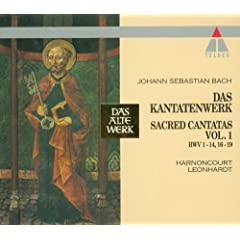 "Cantata No.4 Christ lag in Todes Banden BWV4 : III Duet - ""Den Tod niemand zwingen kunnt"" [Boy Soprano, Counter-Tenor]"