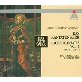 "Cantata No.16 Herr Gott, dich loben wir BWV16 : IV Recitative - ""Ach treuer Hort"" [Counter-Tenor]"