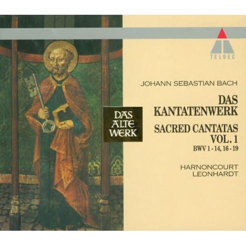 """Cantata No.12 Weinen, Klagen, Sorgen, Zagen BWV12 : II Chorus - """"Weinen, Klagen, Sorgen, Zagen"""" [Choir]"""