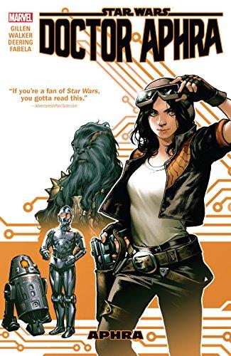 Star Wars: Doctor Aphra Vol. 1: Aphra (Star Wars: Doctor Aphra (2016-)) (English Edition) por Kieron Gillen