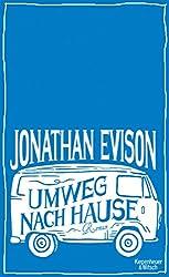 Umweg nach Hause: Roman (German Edition)