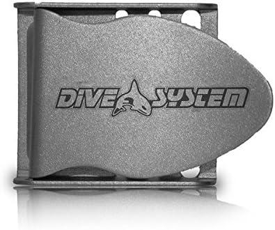 divesystem g4560hebilla Sub, acero, 50mm