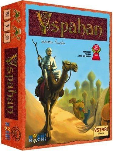 Yspahan by Rio Grande Games
