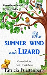 The Summer Wind and Lizard, Chapter Book #4: Happy Friends, diversity stories children's series