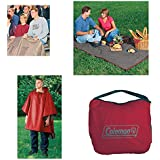 Coleman All Outdoors 3-in-1 Blanket