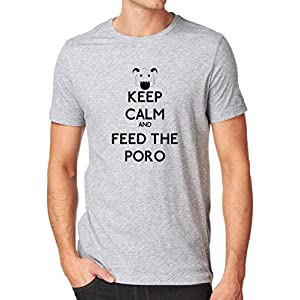 Keep Calm and Feed a Poro Shirt Custom Made T-Shirt