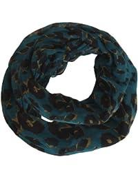 Halstiere - wilde Animal Loops im Oversized Style 80x180 cm Viskose Voila in 5 Farben