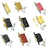 #7: Lakshmi Enterprise Aluminium Mortice Locks Laxmi AML-1