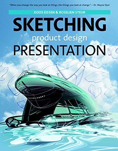 Sketching - Product Design Presentation por Koos Eissen