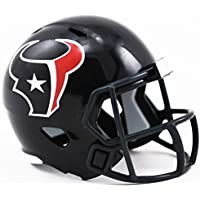 Riddell HOUSTON TEXANS NFL Speed MICRO/POCKET-SIZE/MINI Football Helmet