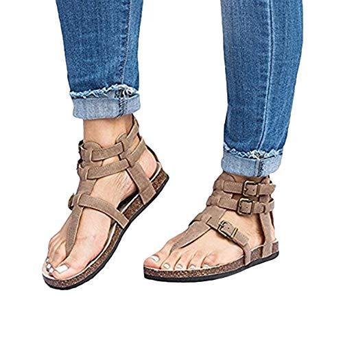 Mosstars Zapatos Romanos Mujer Señoras Mujeres Sandalias