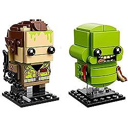 LEGO Brickheadz Peter Venkman e Slimer,, 41622