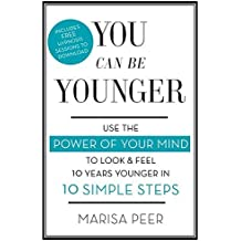 You Can Be Younger by Marisa Peer (2014-04-03)