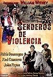Senderos de violencia 1955 DVD Santa Fe Passage