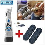 DREMEL 7020-5 Hunde Krallenpflege Set - Krallen kürzen sanft, leise und sicher - inklusive 10 Ersatz-Schleifscheiben