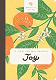 Thirty Scripture Passages on Joy Scripture Journal