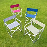 ChoicefullBargain Swiss Military Perfect For Camping Folding Directors Chair