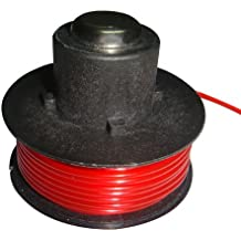 Nuevo cabezales de nailon cortacésped para Trueshopping eléctrico jardín cortacésped desbrozadora ET2505y ET2803