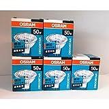 OSRAM DECOSTAR 51s Standard MR16 50W 44870 WFL 12V GU5.3 36 ° Satz von 5