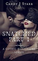 Snatched - Part 1: A Gothic Billionaire Romance (English Edition)