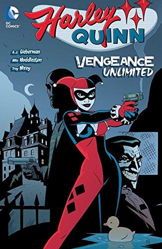 Harley Quinn (2000-2004) Vol. 4: Vengeance Unlimited (English Edition)