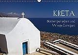 Kreta - Sonnenparadies und Wiege Europas (Wandkalender 2017 DIN A3 quer): Die zahlreichen Facetten Kretas dokumentiert in zwölf außergewöhnlichen ... (Monatskalender, 14 Seiten ) (CALVENDO Natur)